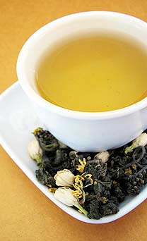 imperial oolong tea